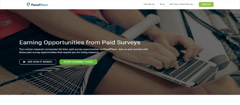PanelPlace Homepage