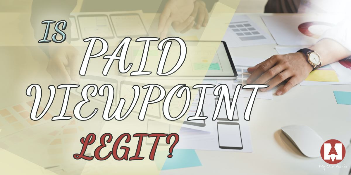 Is Paid Viewpoint Legit