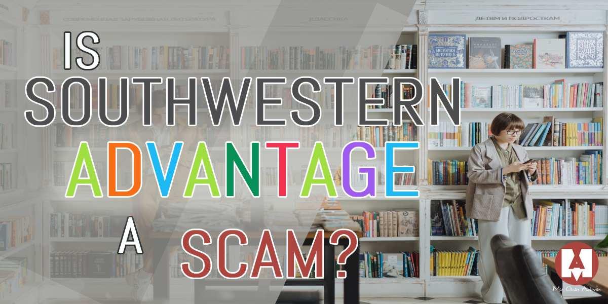 Is Southwestern Advantage a Scam