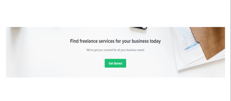 Join the affiliate program in Fiverr today