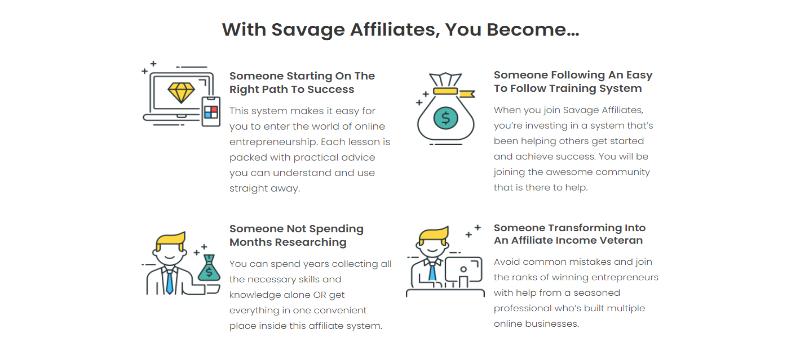 Savage Affiliates Review, Bottom-Line