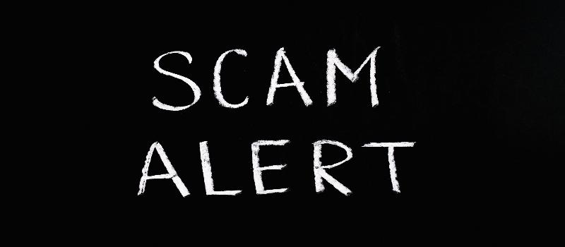 Scam Alert MOA