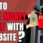 How to Make Money Online With a Website?