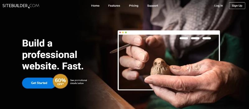 SiteBuilder Homepage